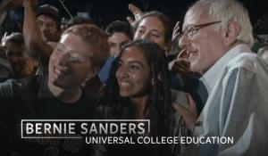 Ad Watch: Bernie Sanders Introduces Himself To Hawaii