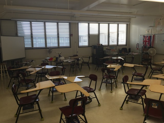 Like many other states, Hawaii struggles to get highly qualified teachers in special education classrooms, but the state's high cost of living exacerbates the challenge.