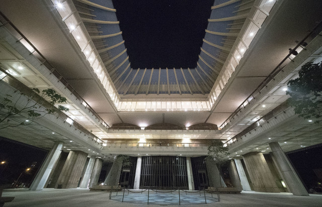 Capitol at night4. 29 april 2016.