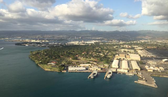 Joint Base Hickam Pearl Harbor2. 2016