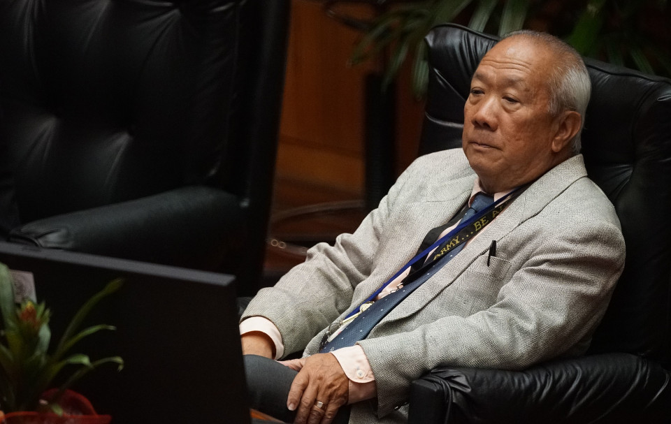 Former House Speaker Eyes Open Honolulu City Council Seat