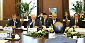 Hawaii Majority Leaders Visit China To Strengthen Relations