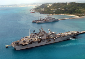 Answers Hard To Come By On Asia-Pacific Militarization