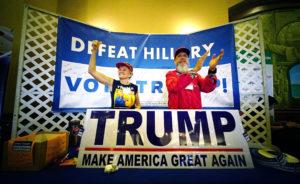 Hawaii Republicans Unite Behind Donald Trump, But Not Unanimously