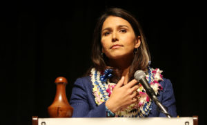 Gabbard Wants More Campaign Cash