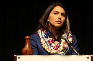 Tulsi Gabbard Misses 2020 Presidential Debate Threshold