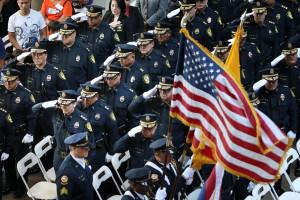 The Projector: Honoring 46 Fallen Honolulu Police Officers