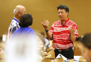 Tsutsui Stepping Down As Hawaii Lieutenant Governor