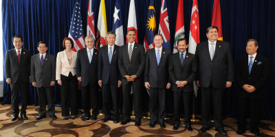 China Bids For A Place in Pacific Trade Deal
