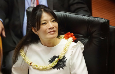 Rep Sharon Har floor session. 3 may 2016.
