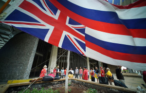 Trisha Kehaulani Watson: Hawaiians Ready To Descend On Capitol