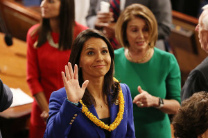 How Tulsi Gabbard Is Turning Her National Profile Into Campaign Cash