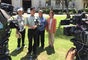 Djou Gets Some Democratic Support In Campaign For Mayor
