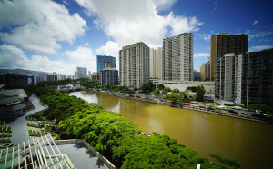 Feds Finalize $175 Million Plan To Protect Waikiki From Flooding