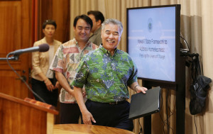 Ige Looks To Reduce Unsheltered Homeless To 'Functional Zero'