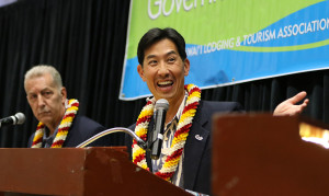 Djou Raises Nearly $260,000 In First Weeks Of Mayoral Campaign