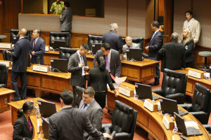It's Your Money: Special Session's Price Tag At Least $10,000