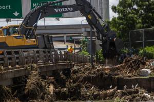 Sewer Spills, Road Closures, Handi-Van Problems In Darby's Wake