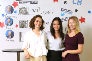 New Civil Beat Initiative: Meet 3 Aspiring Young Hawaii Journalists