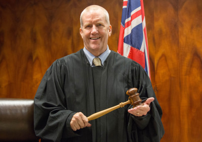 Judge Steve Alm Is Taking His Message Of 'HOPE' To DC