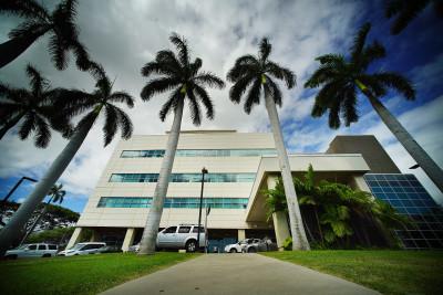 Maui Memorial Medical Center hospital. 3 aug 2016