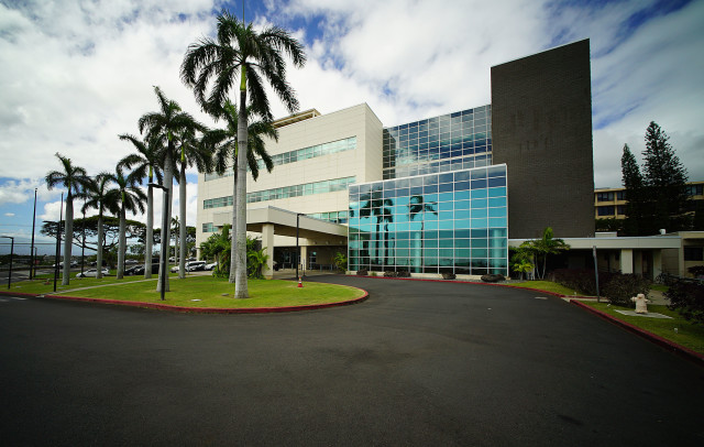 Maui Memorial Medical Center. 3 aug 2016