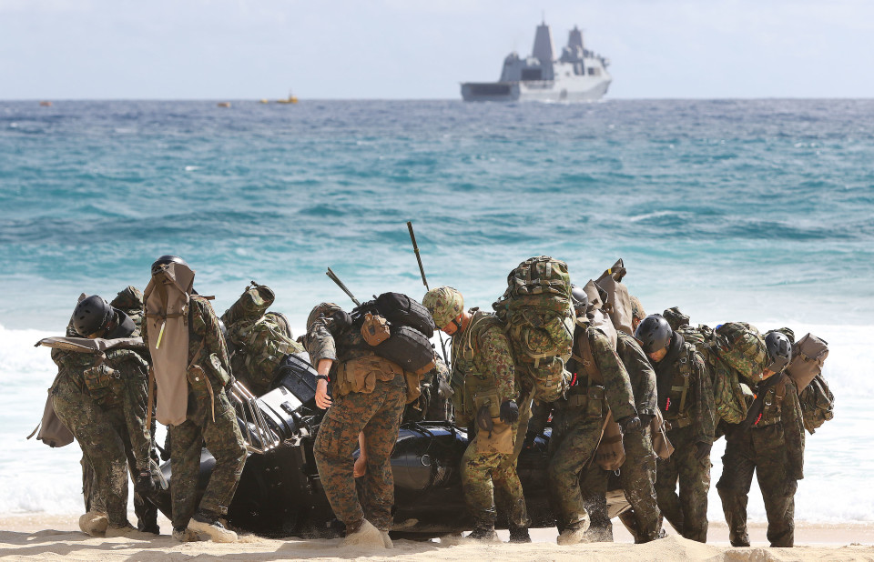 Marines In Hawaii Are Training For A Return To Island Fighting