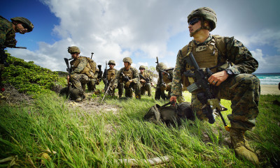 More Marines Are Coming To Hawaii. Will Kaneohe Be Ready For Them?