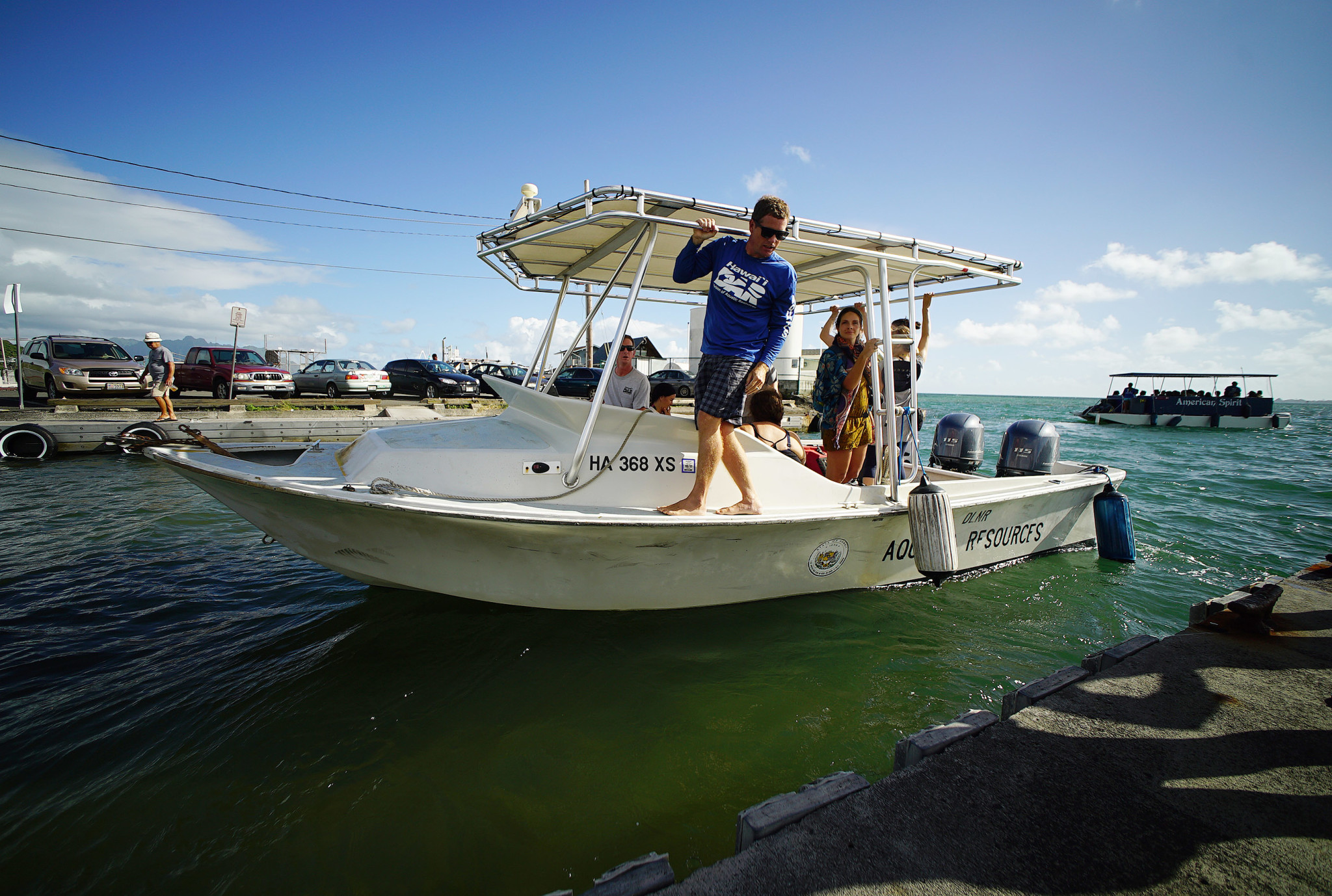 <p>On Thursday, Hawaii Department of Land and Natural Resources officials showcased how they were trying to keep the state's coral alive despite the ongoing pressures faced by worsening bleaching events. The event was part of the International Union for Conservation of Nature's World Conservation Congress, which is the largest environmental gathering in the world.</p>