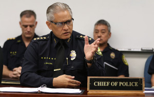 Feds Zeroing In On Targets In Police Chief Probe