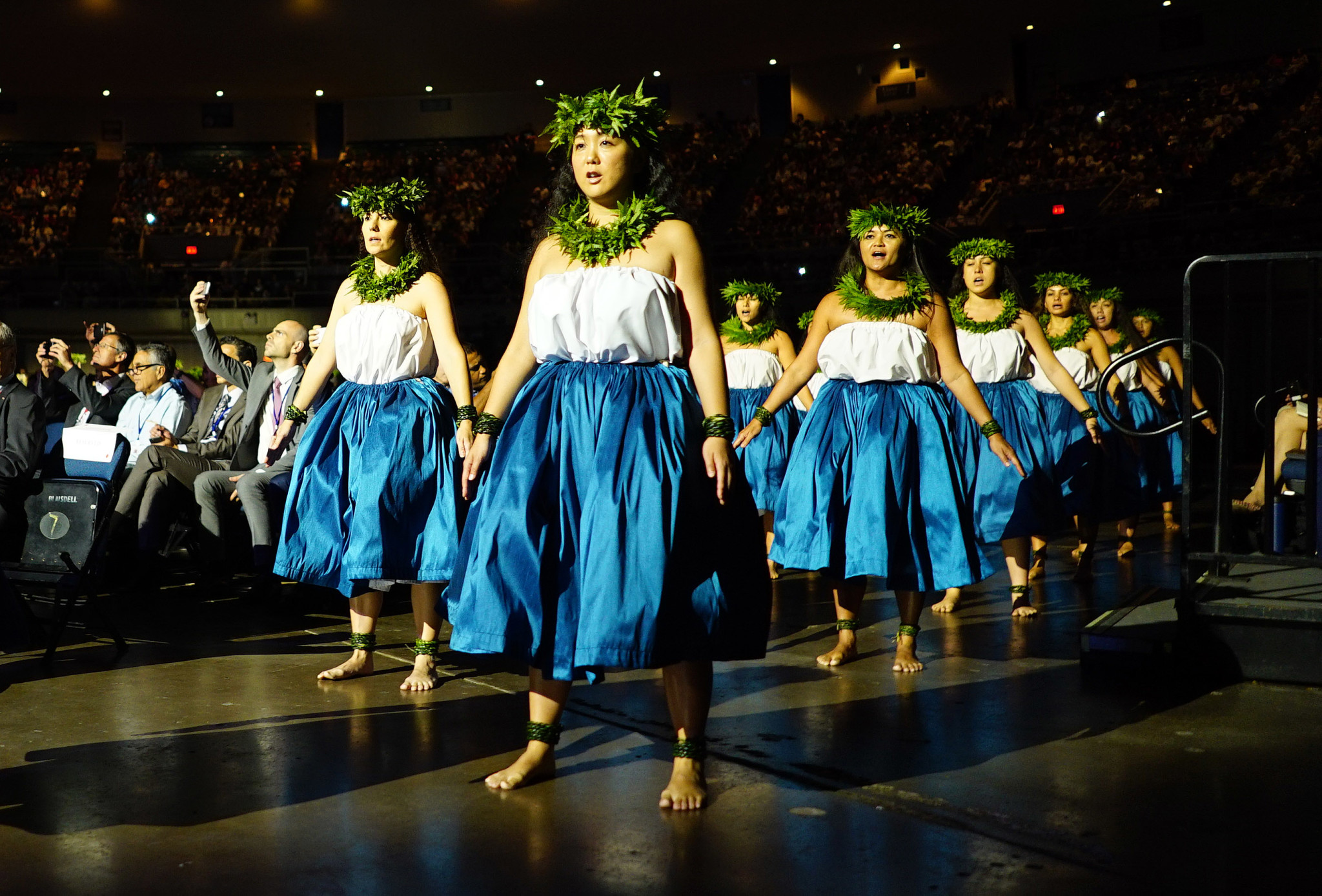 <p>The efforts to bring the World Conservation Congress to Hawaii began eight years ago.</p>