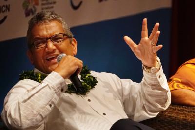 Kahele Honors Former Big Island Mayor Billy Kenoi On US House Floor