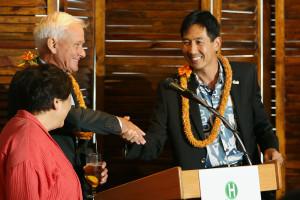 Djou, Caldwell Make Pitches To Native Hawaiian Audience