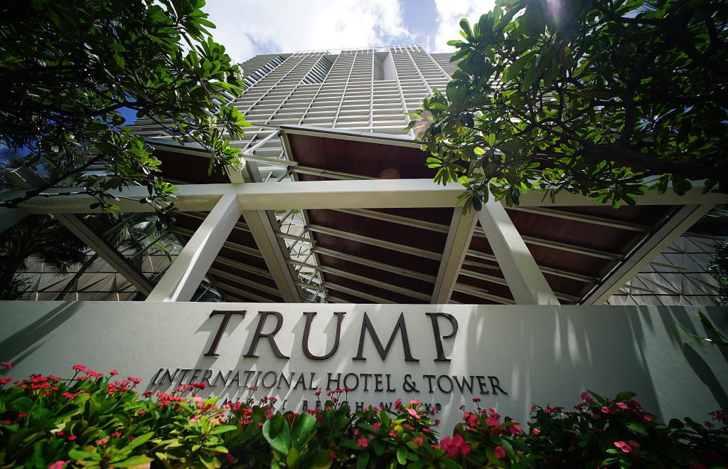 Trump Tower Honolulu Waikiki. 2 sept 2016