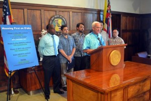 City To House Over 100 Homeless