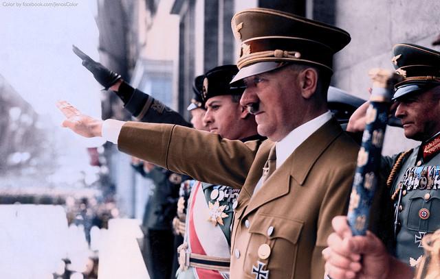 Adolf Hitler in the 1930s.