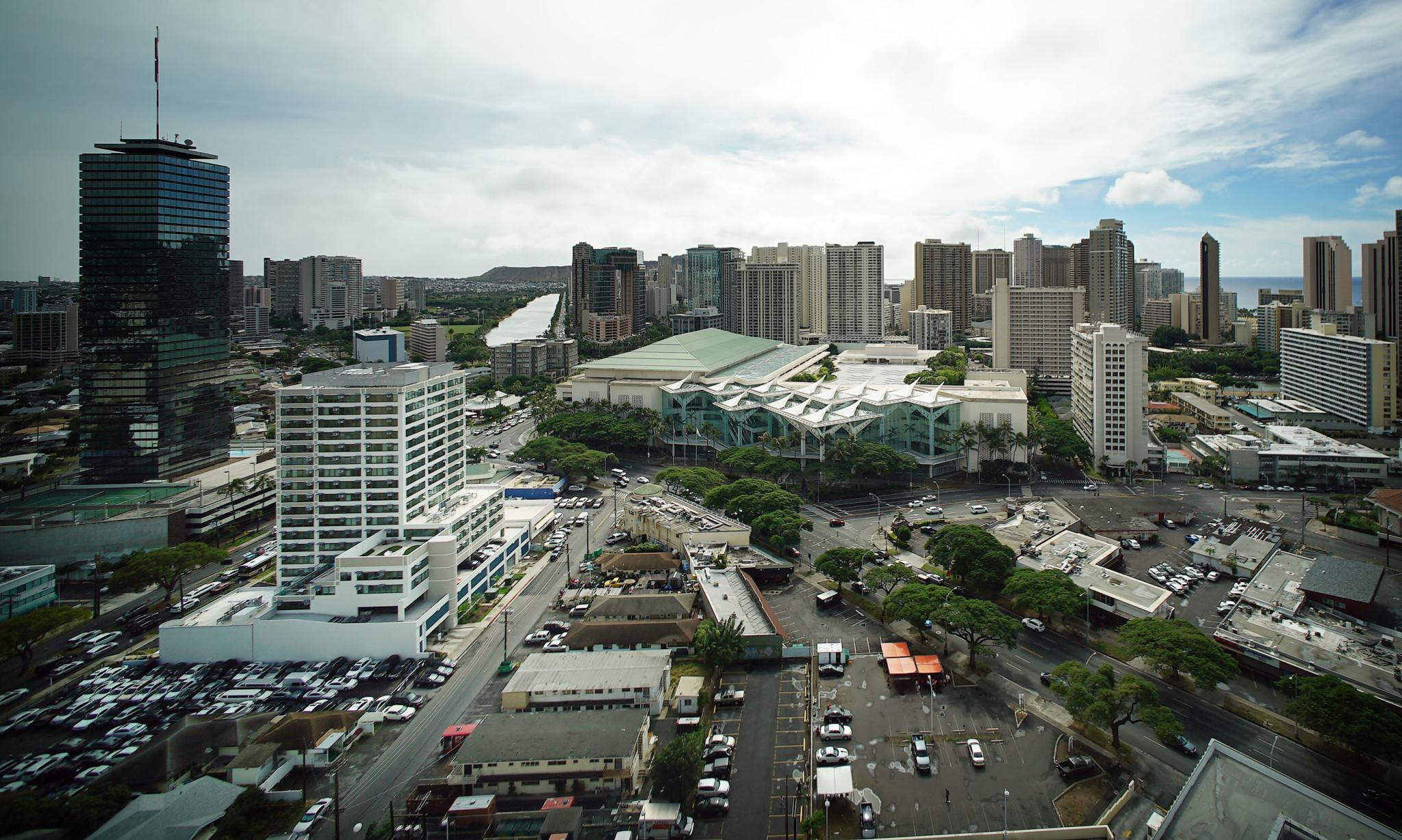 Convention Center Kapiolani Boulevard Waikiki Century Center2. 19 nov 2016