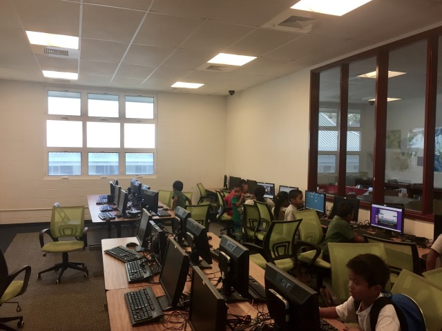 palolo ohana learning center computer lab