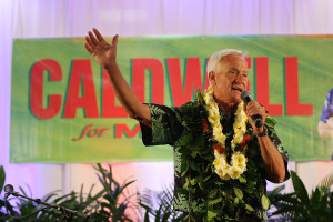 Mayor Kirk Caldwell Re-Elected Over Charles Djou