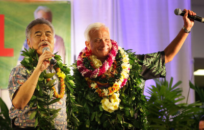 Neal Milner: How 'Offloading' Landed Ige, Caldwell In The Political Dumps