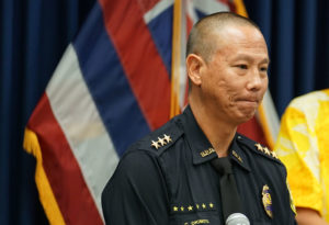 Was Acting HPD Chief In On The Theft Conspiracy?
