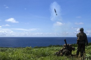 FDM: This Island Has Been Military Target Practice For Decades