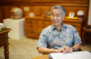 Ige: Hawaii's Food Sustainability A Priority In His Budget Plan