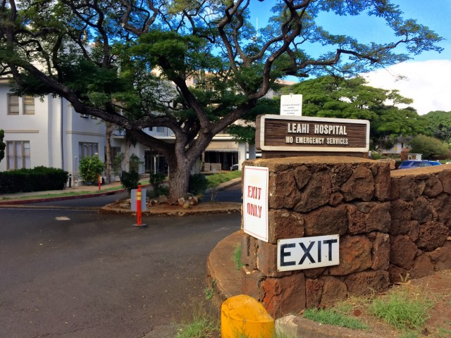 Leahi Hospital in Kaimuki on Oahu is one of 12 Hawaii Health Systems Corporation facilities across the state.