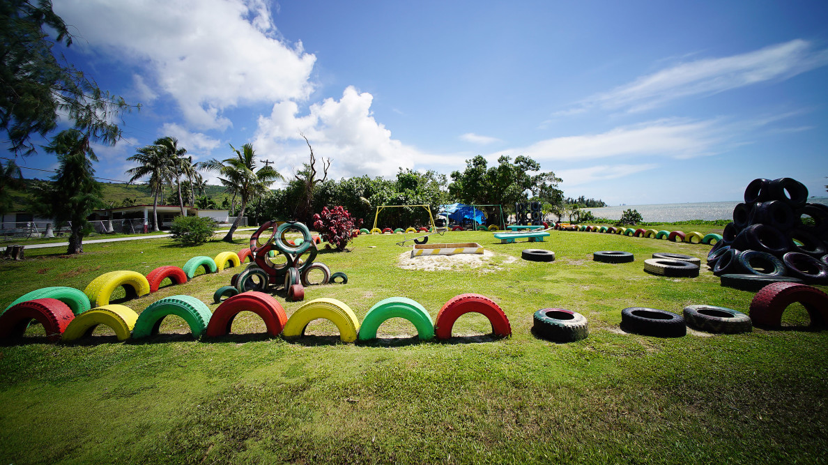 Saipan school PCB contaminated playground Marianas. 24 aug 2016