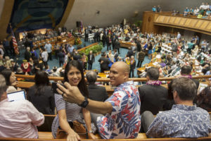 The Projector: The Hawaii Legislature Is Back In Business