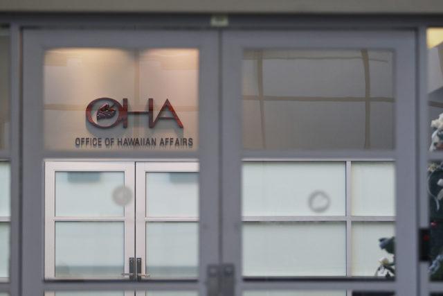 OHA Office of Hawaiian Affairs. 4 jan 2017
