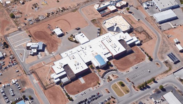 Southern New Mexico Correctional Facility