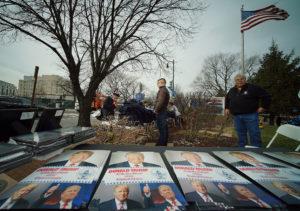 Student-Led Trump Protests Set