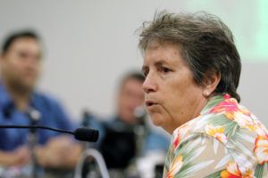 Senate Committee Recommends Confirming Case As DLNR Chair
